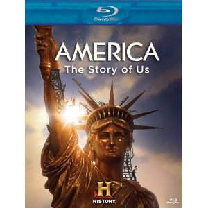 America: The Story of Us on Blu-ray