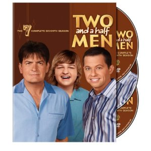 Two and a Half Men: The Complete Seventh Season on DVD