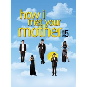 How I Met Your Mother: Season 5 on DVD