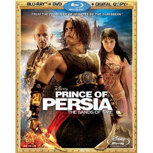 Prince of Persia: The Sands of Time on Blu-ray