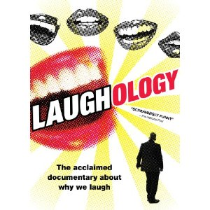 Laughology DVD Cover
