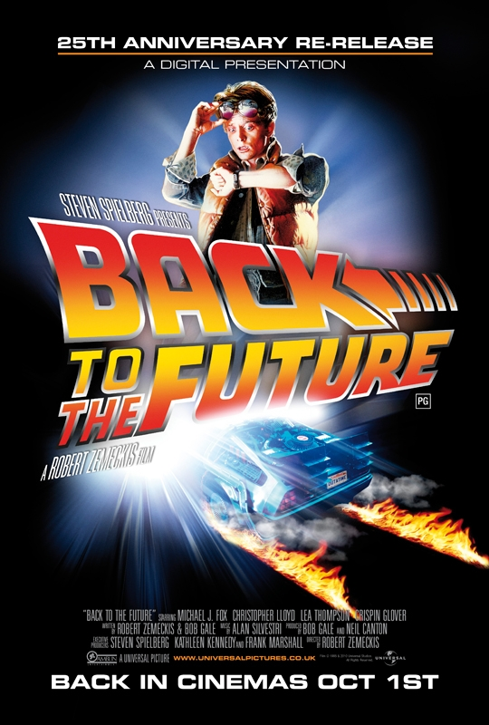 Back to the Future Theatrical Re-Release