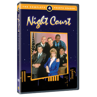 Night Court: The Complete Fourth Season on DVD!