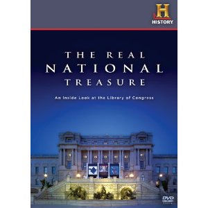 The Real National Treasure on DVD!