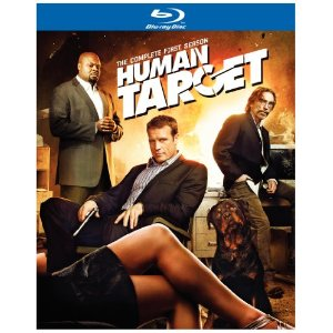 Human Target: The Complete First Season on Blu-ray!