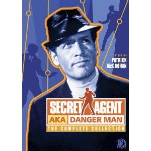 Secret Agent aka Danger Man: The Complete Series on DVD!