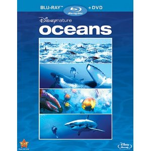 Disneynature's Oceans on Blu-ray!