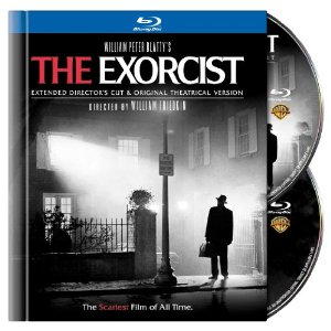 The Exorcist on Blu-ray!