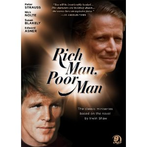 Rich Man, Poor Man on DVD!