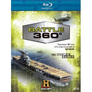Battle 360: The Complete Series on Blu-ray