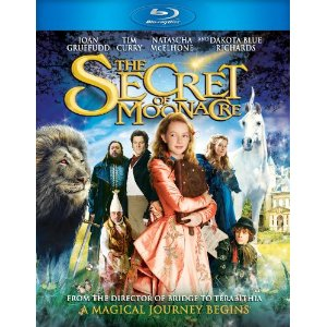 The Secret of Moonacre on Blu-ray!
