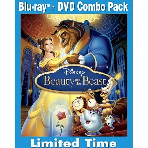 Beauty and the Beast: Diamond Edition on Blu-ray!