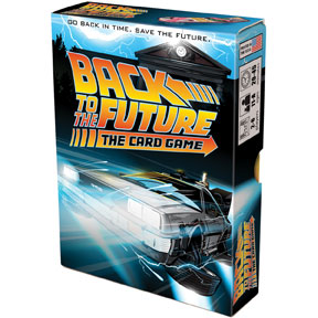 Back to the Future: The Card Game!