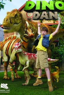 Dino Dan premieres Sunday, October 17 a7 7pm ONLY on Nick!
