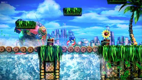 Fan Made Sonic Rivals Sega's Sonic