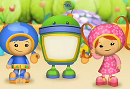 Team Umizoomi premiere week, October 18 @ 11:30am on Nickelodeon!!