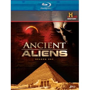Ancient Aliens: Season One on Blu-ray!