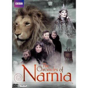 BBC's The Chronicles of Narnia on DVD!