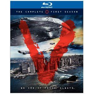 V: The Complete First Season on Blu-ray!