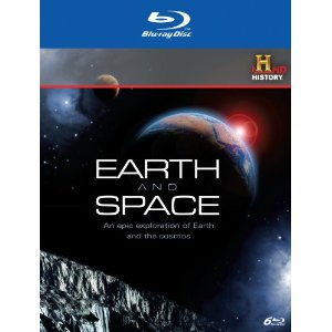 Earth and Space on Blu-ray!