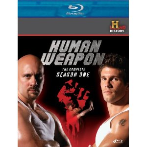 Human Weapon: The Complete Season One on Blu-ray!