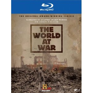 The World at War on Blu-ray!