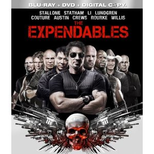 The Expendables on Blu-ray!