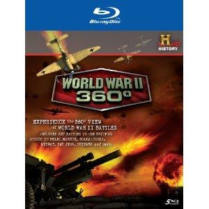 World War II 360 on Blu-ray!