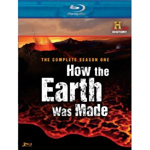 How the Earth Was Made: The Complete Season One on Blu-ray!
