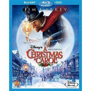 Disney's A Christmas Carol on Blu-ray!