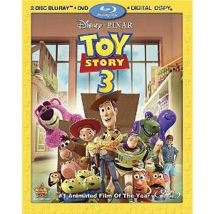 Toy Story 3 on Blu-ray!
