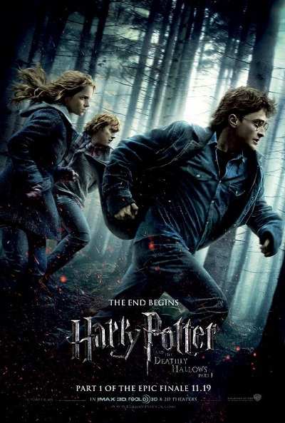 Harry Potter and the Deathly Hallows, Part One!