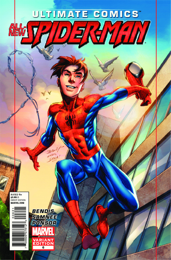 Ultimate Comics Spider-Man #6 copy