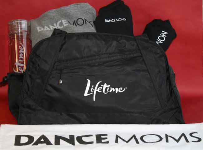 Dance Moms Work Out Prize Pack