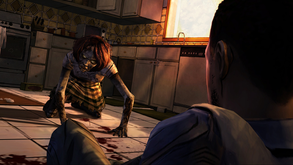 Walking Dead Game 1 The Walking Dead Game Review gadgetzz