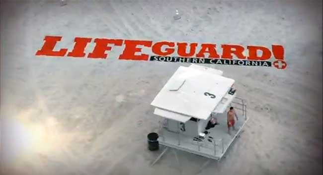 The Weather Channel Lifeguard!