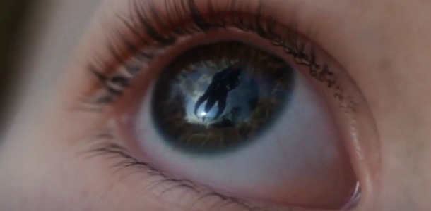 Mass Effect 3 eye