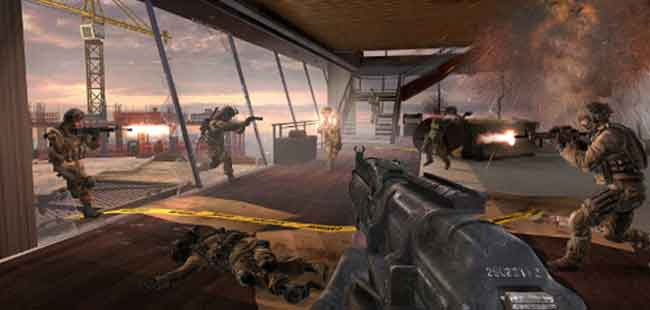 Modern Warfare 3 Overwatch