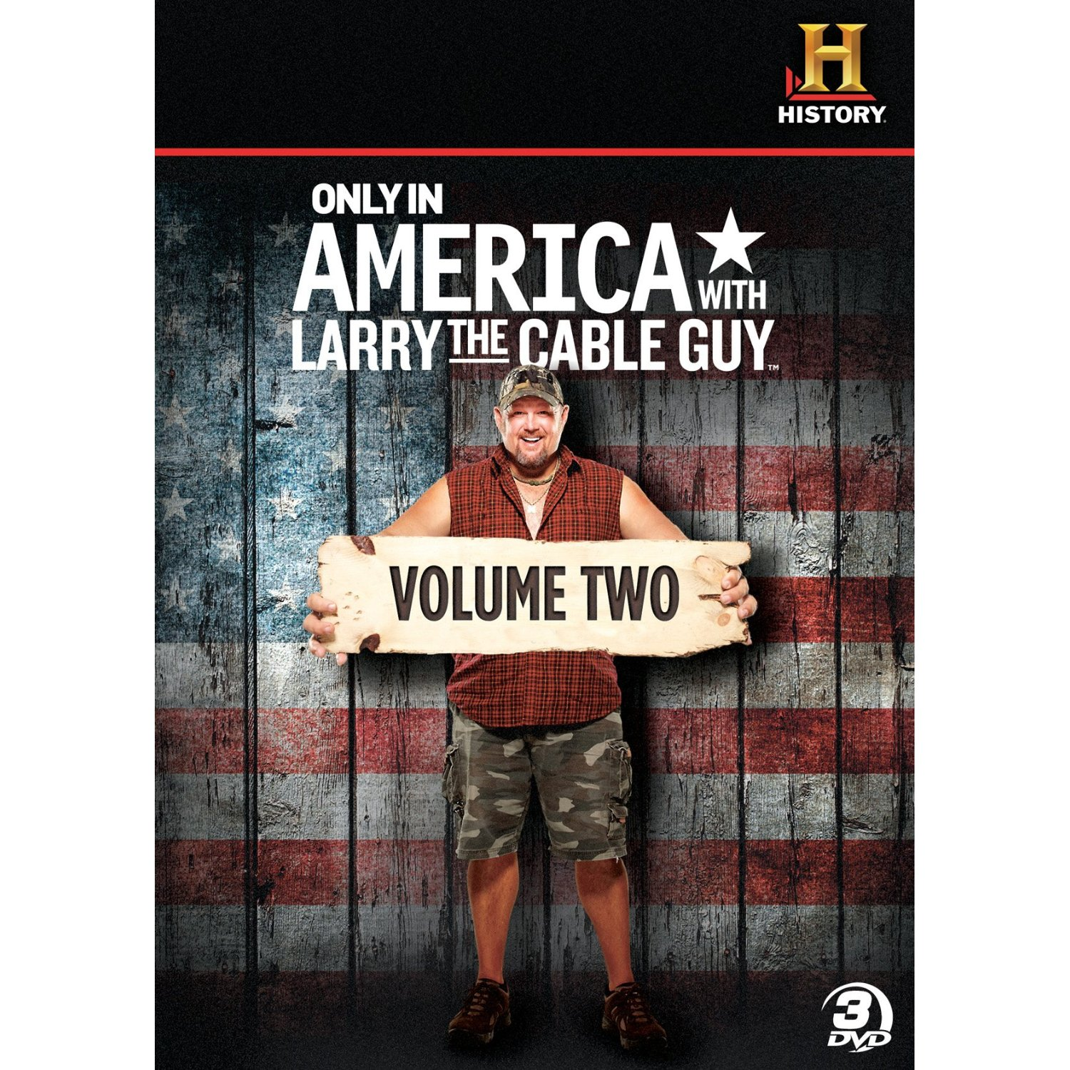 Only in America with Larry the Cable Guy: Season Two