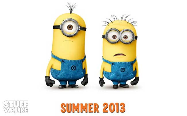 Never Seen The First Despicable Me But Teaser For This Sequel Is