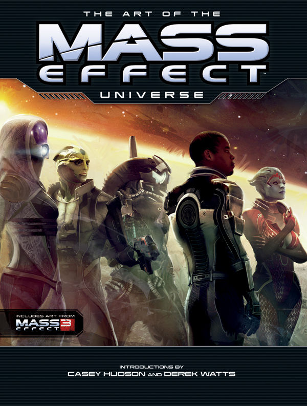 Mass Effect Art Book