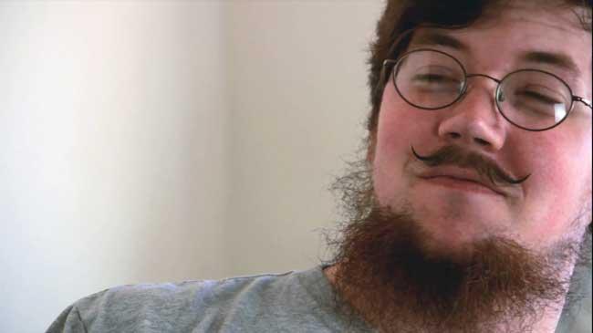 Beard Tickling