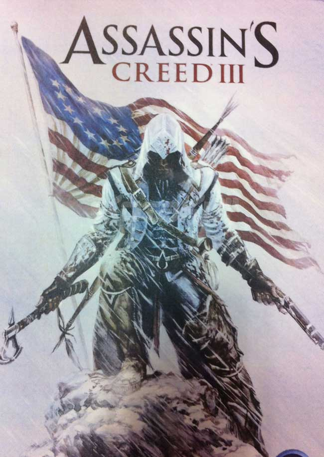 Assassin's Creed III Colonial America