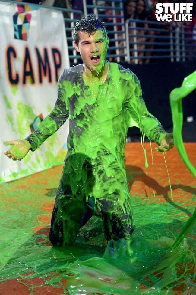 KCA 2012 Taylor Lautner