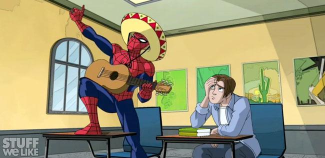 Ultimate Spiderman Disney XD