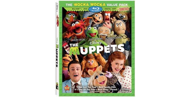 The Muppets Bluray