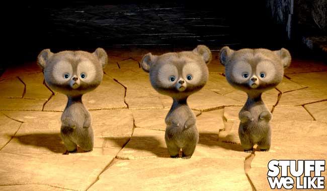 Brave Bears