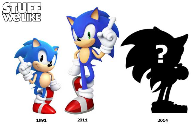 Sonic Reboot 2014