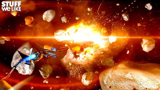Star Fox HD Intro Remake