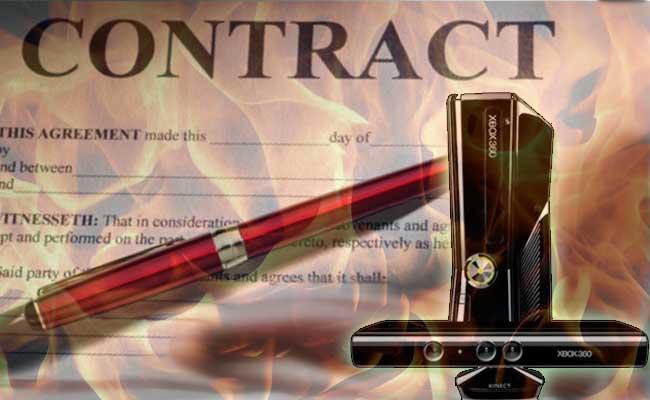 Xbox 360 $99 Contract